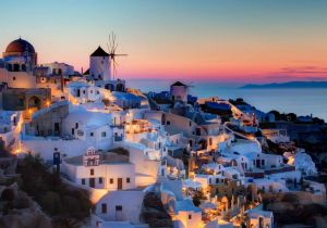 Santorini Sunset Cruise