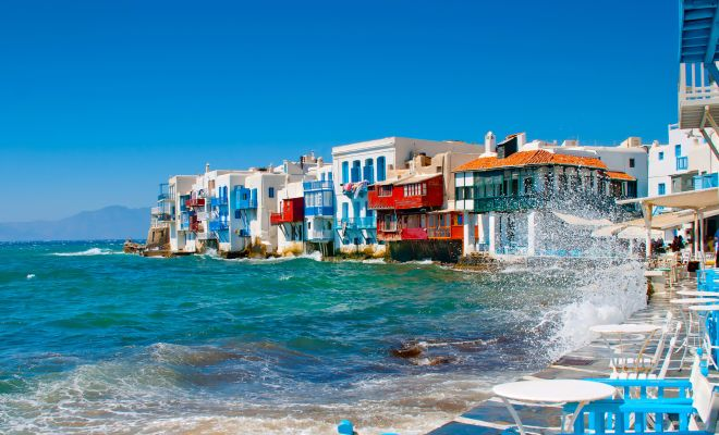 Greece Island Hopping Greek Islands Vacation Packages